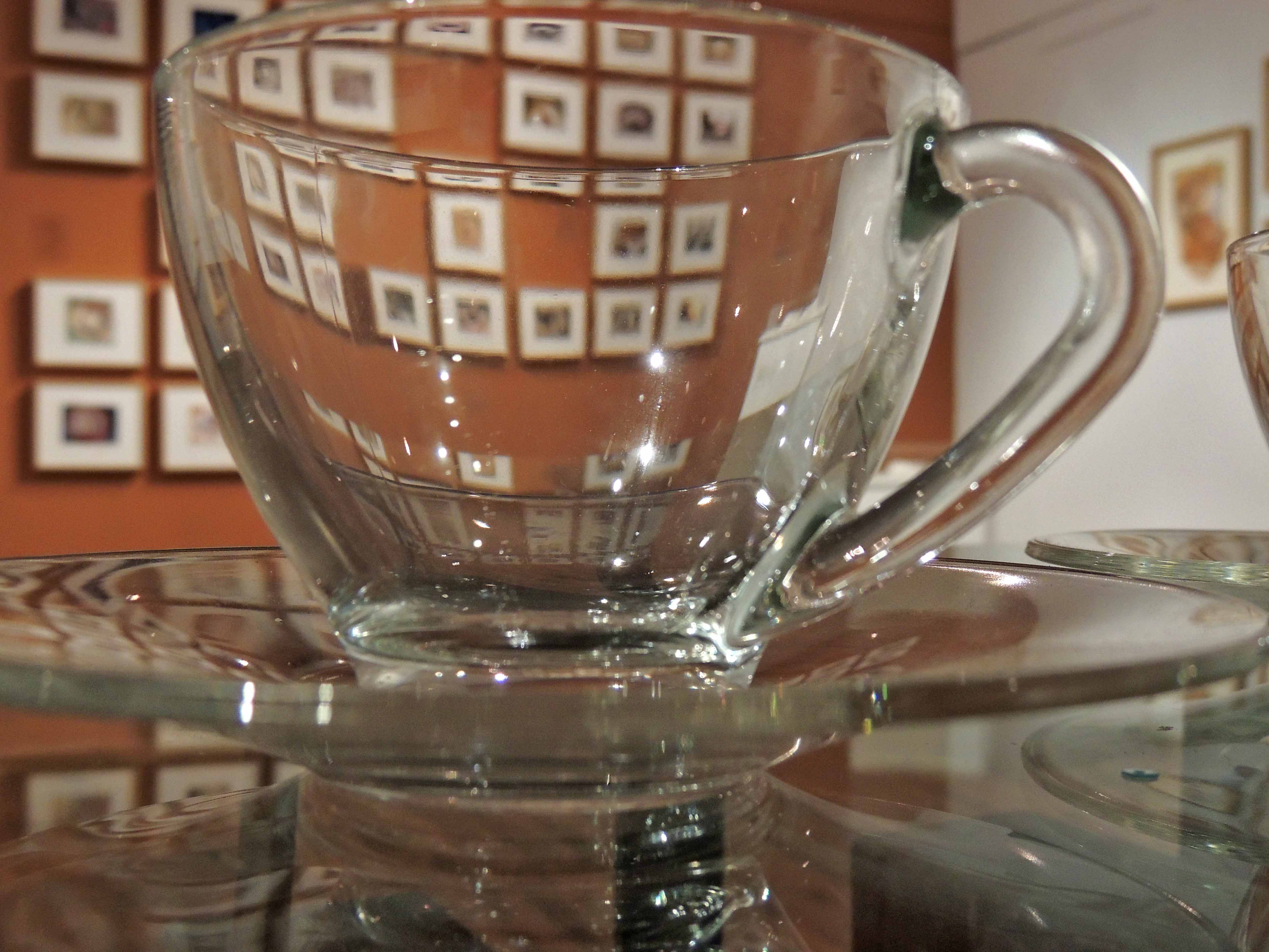 Image 13 : Display image of The Piercing Needle, Work in view: The Universe in My Tea Cup [set of 30 works], Photo credit: gopika nath