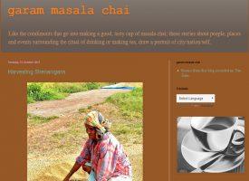 Garam Masala Chai